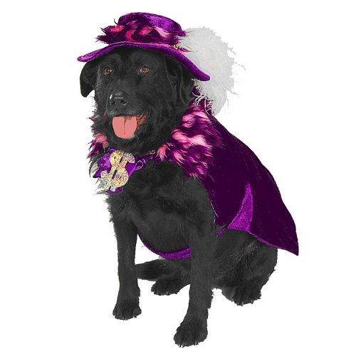 Big Daddy Dog Pimp Pet Costume