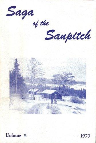 Saga of Sanpitch, Vol. 2, 1970, Several Contributors