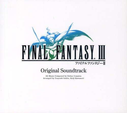 FINAL FANTASY III オリジナル・サウンドトラック DS版 (DVD付)