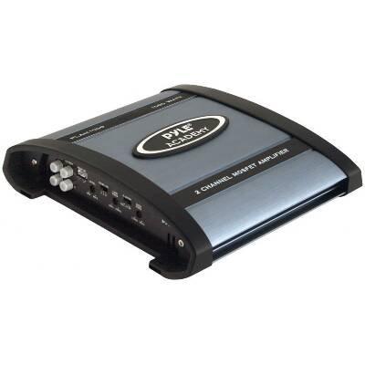 Pyle Academy Plam1000 Car Amplifier - 35 W @ 4 Ohm - @ 2 Ohm1000 W Pmpo - 2 Channel (Plam1000) -