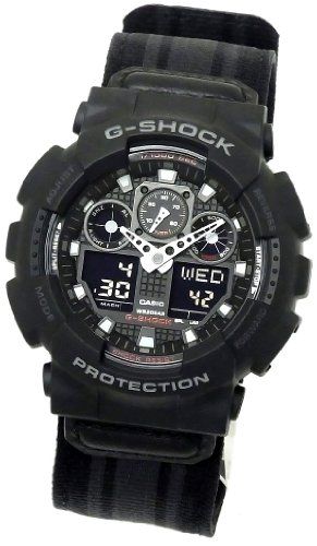 Gee and shock Mens g-shock watches ミリタリーカラーズ GA-100MC-1A [parallel import goods]
