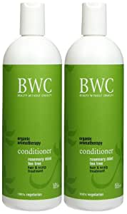 Beauty Without Cruelty Rosemary Mint Tea Tree Conditioner - 16 oz - 2 pk
