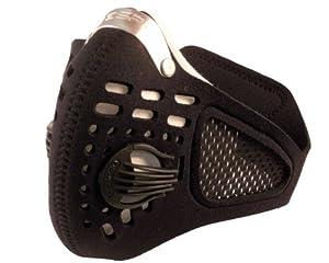 RESPRO(レスプロ) スポーツタマスク/ブラック/Lサイズ/(並行輸入品)