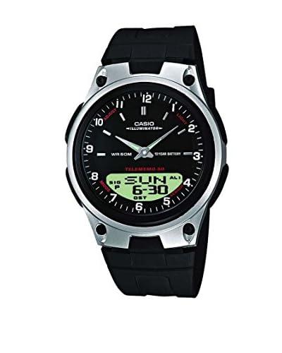 Casio Reloj Casual Negro 40 mm
