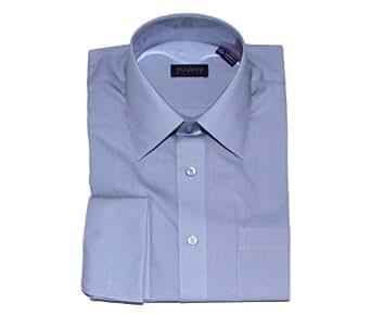 Modena men 39 s french cuff dress shirt big tall size at for Big and tall french cuff dress shirts