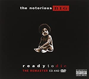 The Notorious BIG: Ready to Die: The Remaster CD and DVD
