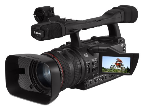 Canon XH A1 Professional MiniDV Camcorder (20x Optical Zoom, ¿HDV1080i recording)