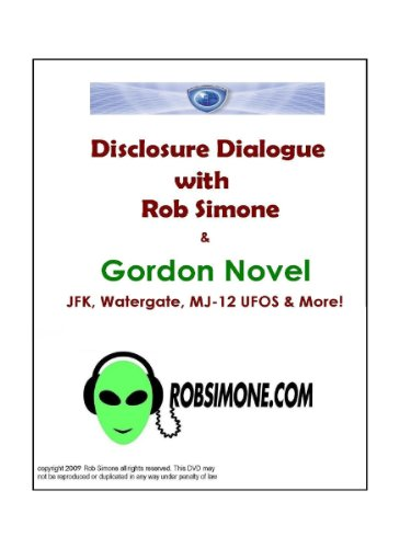 Disclosure Dialogue with Gordon Novel and Rob Simone