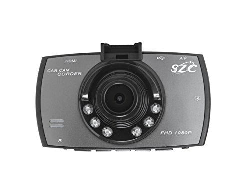 SZC-G30L-FHD-1080P-27-Novatek-96220-Backup-Camera-Car-Dash-Cam-Recorder-DVR-With-Night-Vision-G-Sensor-HDMI-Vehicle-Video-Hidden-Camera-Motion-Detection-Wide-Angle-170-And-With-A-8G-TF-Card