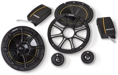 Kicker 11Ds652 6.5 Component System W/20Mm Twt