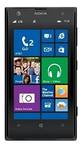 "Nokia Lumia 1020 RM-875 GSM Unlocked 32GB Windows 8.1 4.5"" 4G LTE Smartphone - Black - International Version No Warranty"