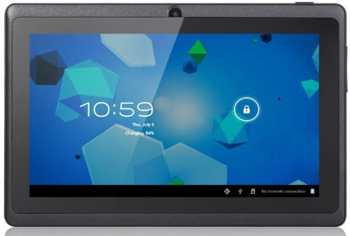 Tagital (TM) 7″ Android 4.0 4GB MID Capacitive Touch Screen A13 Q88 Tablet WiFi 3G MID Allwinner