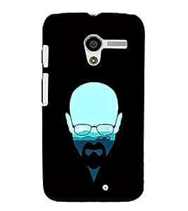 EPICCASE Breaking Bad Mobile Back Case Cover For Moto X (Designer Case)