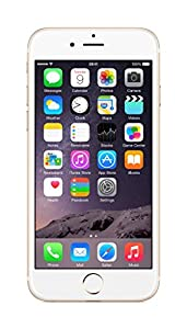 Apple iPhone 6 UK Smartphone - Gold (128GB)