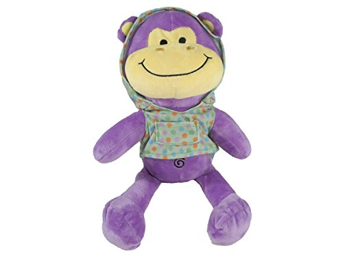 Neat-Oh! Splushy Jumper Monkey Plush - 1