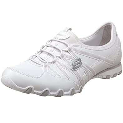 "Amazon.com: Women's Skechers Wide Width Sneakers ""Bikers-Dream Come"