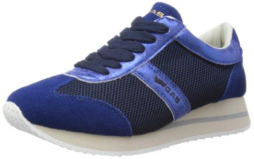 Gas Footwear Veronica, Sneaker donna, Blu (Blu), 40 EU