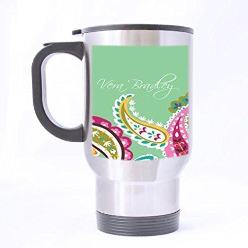 vera-bradley-customized-custom-design-silver-color-stainless-steel-travel-mugs-sports-bottle-coffee-