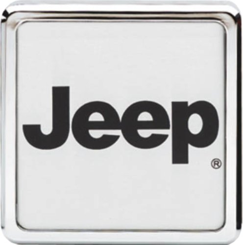 Bully CR005 Jeep Logo Trailer Hitch Cover