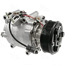 A//C Aftermarket Compressor and clutch 78363 New Four Seasons or Equivalent
