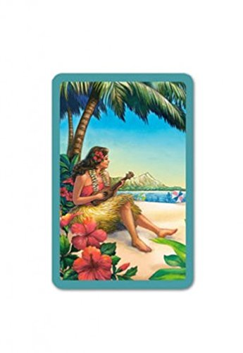 Vintage Hawaii Playing Cards - 1