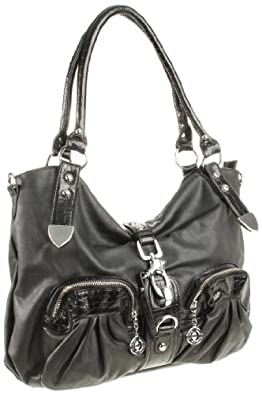 Magid D8657 Tote,Black,One Size
