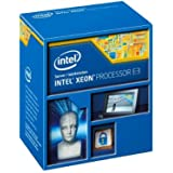 Intel Xeon E3-1230V3 Haswell, 3.3GHz, 8MB L3 Cache LGA 1150, 80W Quad-Core Server Processor BX80646E31230V3