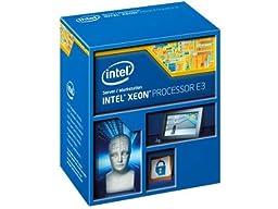 Intel Chip Processor 3.2 4 BX80646E31225V3