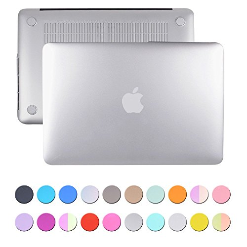 Case for Macbook Pro 13 inch IC ICLOVER Soft-Touch Serie Plastic Hard Shell Protective Case,Ultra Slim Rubberized Hard Case Light Weight Matte Cover for MacBook Pro 13