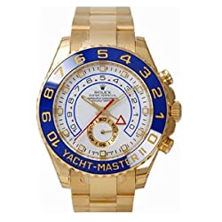 Funny product Men's 18K Gold Rolex Yachtmaster II Model # 116688