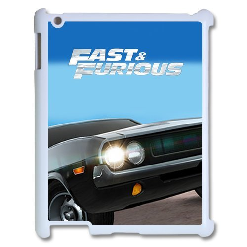 Review:  New Classic Case by Hot Movie Fast & Furious Custom Design Perfect Color for iPad 3 Release