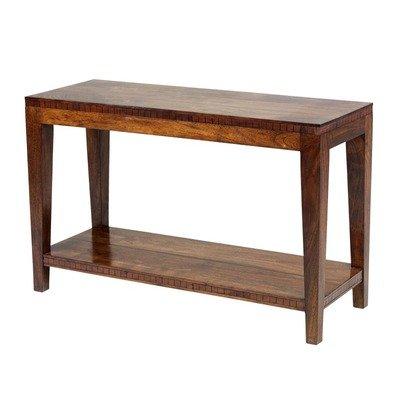 Cheap William Sheppee Saddler Console Table in Rich Walnut SAD030 (SAD030)