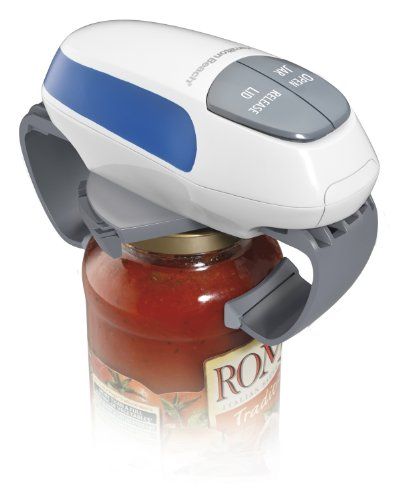 Hamilton Beach Open Ease Automatic Jar Opener, Model 76800 (Easy Open Can Opener compare prices)