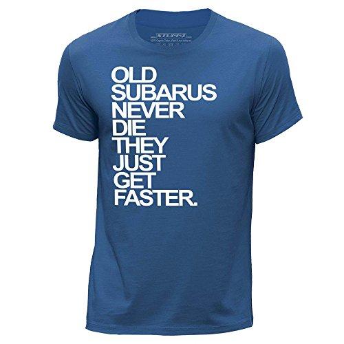 stuff4-mens-x-large-xl-royal-blue-round-neck-t-shirt-old-subarus-subaru-never-die