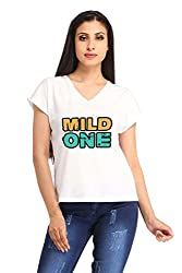 Snoby Mild One Printed T-shirt (SBY1245)