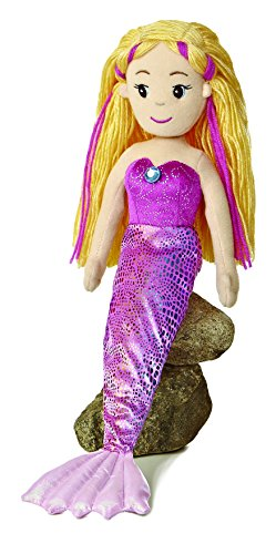 "Aurora World Marinna Mermaid 18"" Plush"