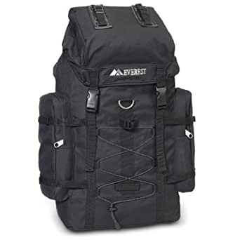 Everest Hiking Pack BLACK