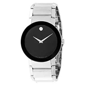 Movado Men's 606092 Sapphire Stainless-Steel Watch