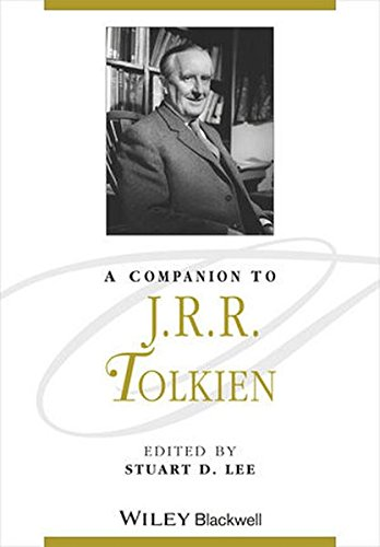 Companion to J. R. R. Tolkien (Blackwell Companions to Literature and Culture)