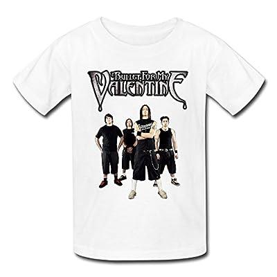 RZF Little Girl Custom Cool Bullet For My Valentine T-shirts