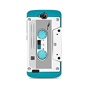 Ebby Casette Premium Printed Case For Huawei Honor Holly