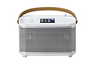 Roberts R-Line R100 Multi-Room Base Station with FM/DAB/DAB+/Internet Radio/Bluetooth