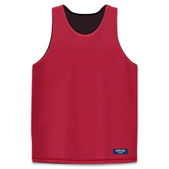 Buy GOGO TEAM Youth Tank Top, Reversible Basketball Jerseys, YS-YL by GOGO TEAM