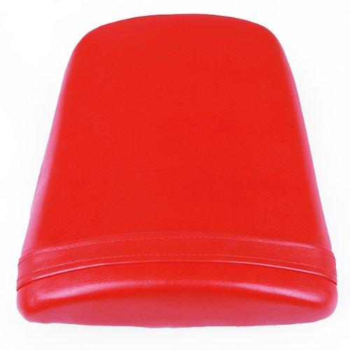 Brand New Red Leatherette Rear Passenger Pillion Seat Cover For Honda Cbr 600Rr 2003-2006 03 04 05 06 front-597727