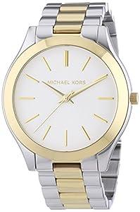 Michael Kors Damen-Armbanduhr Analog Quarz Edelstahl MK3198