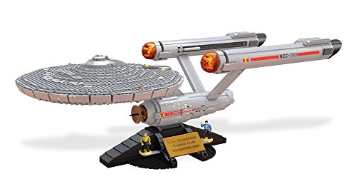 Mega Bloks Enterprise Collector Construction