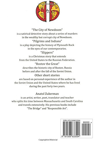 The City of Newdoom: Selected Stories