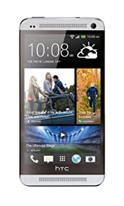 HTC One 32GB, Silver (Unlocked)