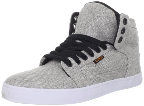 Osiris Men's Effect Gray Trainer 1279-1525 8 UK, 9 US