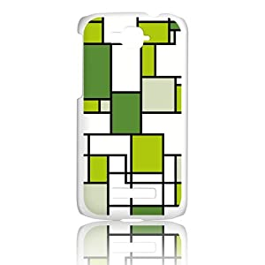 Amazon.com: BeCool Alcatel One Touch Pop C7 Cover Mondrian Style 5
